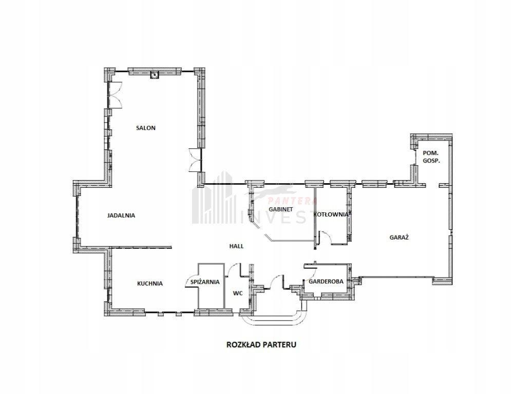 Dom, Warszawa, 360 m²