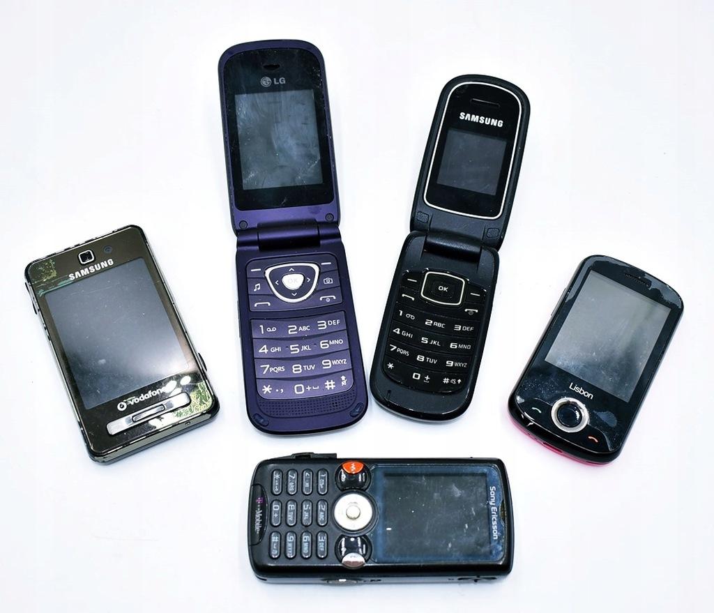 5919-63 ...SAMSUNG LG... k#o TELEFONY KOMORKOWE