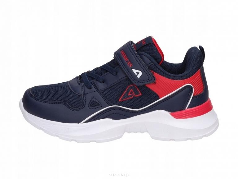Sportowe buty dziecięce AMERICAN AA07/21 NV r34