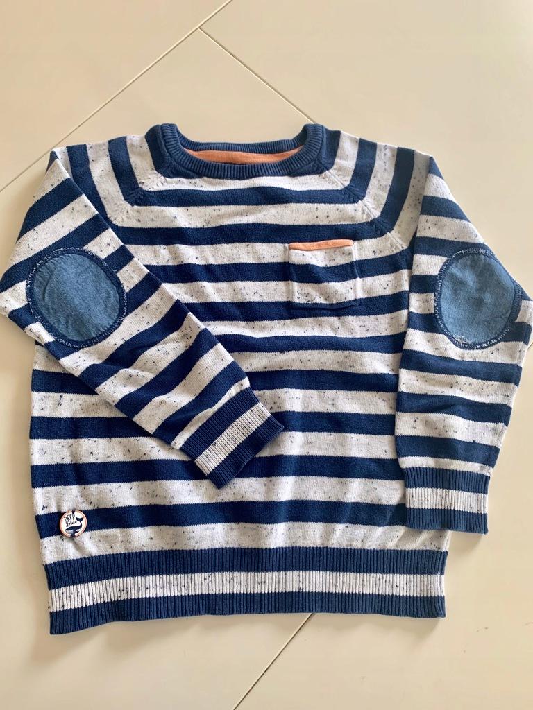 Sweterek Reserved 122 cm 6-7 lat
