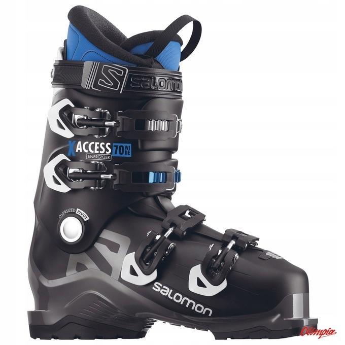 Buty narciarskie Salomon X Access 70 W Wide Czarny