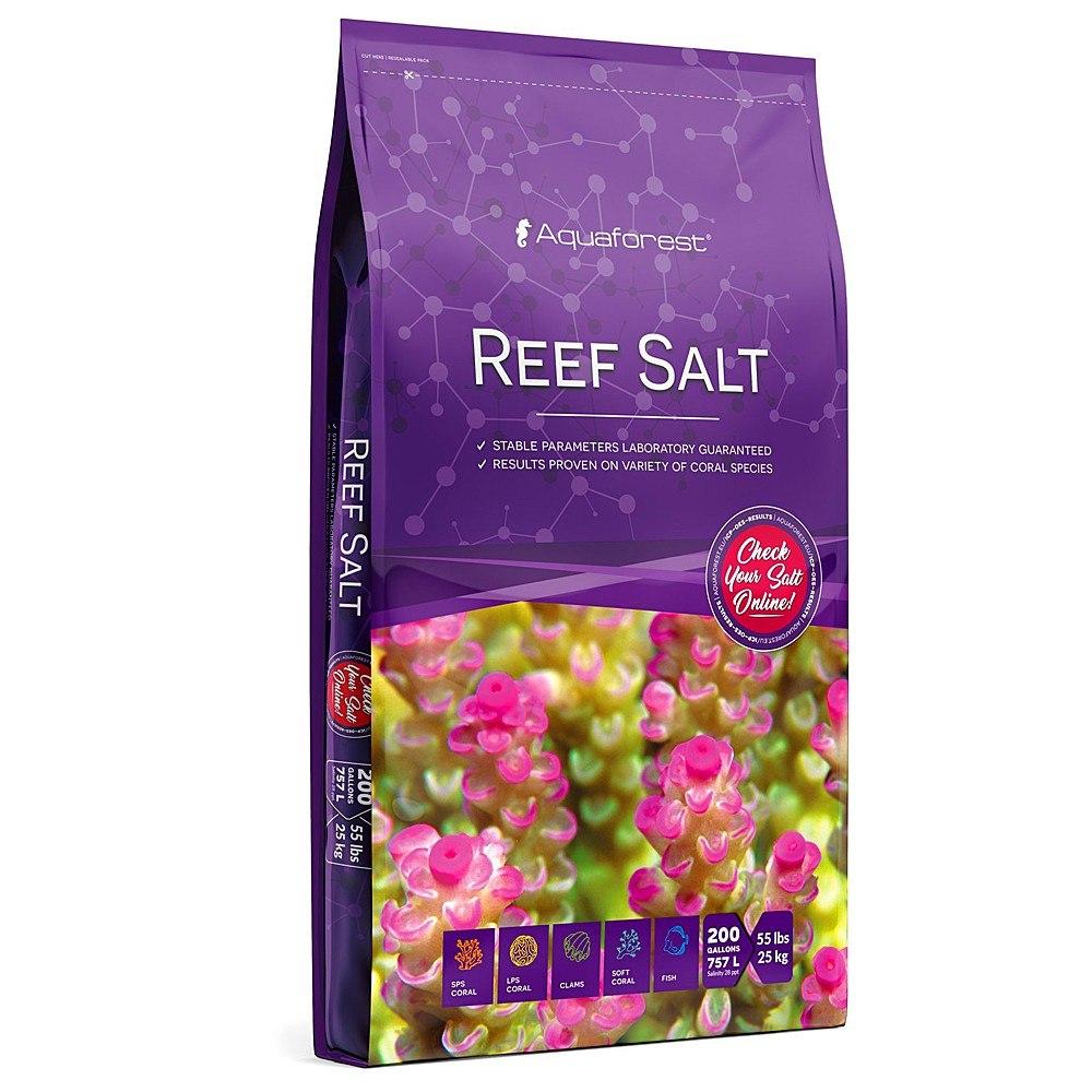 Aquaforest Reef Salt 25kg - bag