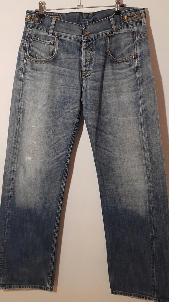 LEE klasyczne jeansy męskie W32 L 34