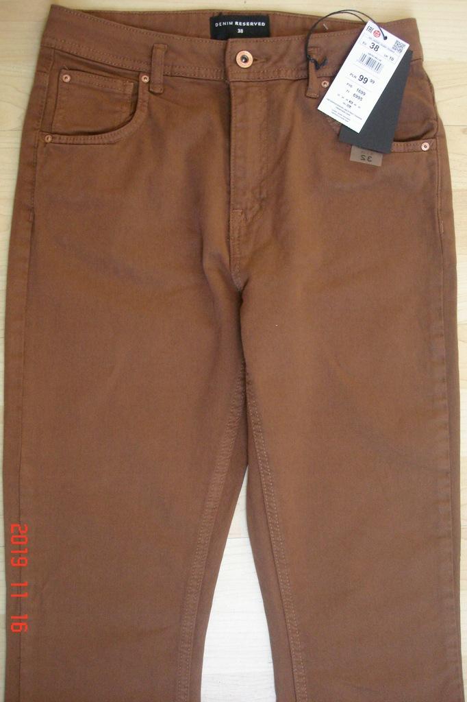 Reserved- spodnie damskie, 38.