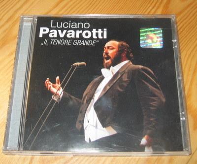 PŁYTA CD LUCIANO PAVAROTTI