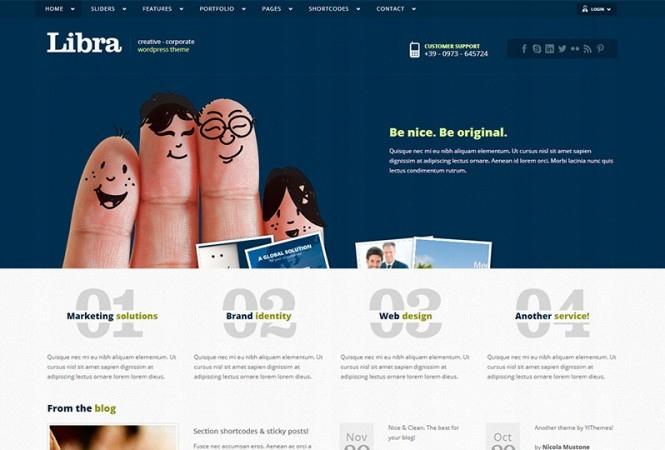 Szablon YITH Libra Premium WordPress Themes