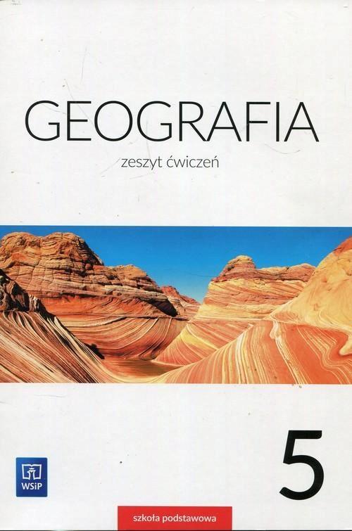 GEOGRAFIA 5 ZESZYT ĆWICZEŃ