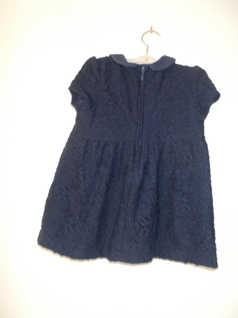 sukienka dla dziewczynki wiek- 18 m, koronka