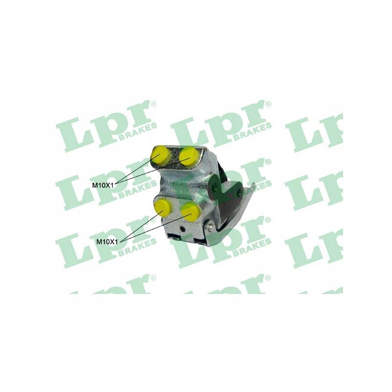 Korektor siły hamowania Lpr Citroen: Ax ZA-