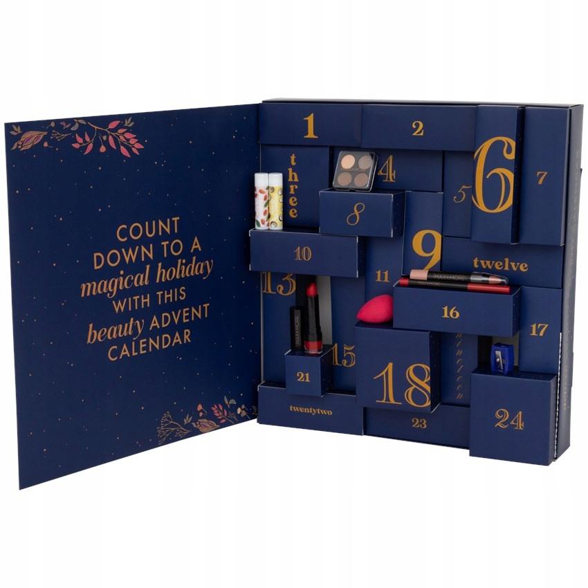 Kalendarz Adwentowy Max More Z Kosmetykami 24 Cz 9737473999 Oficjalne Archiwum Allegro