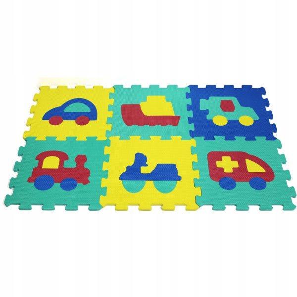 ARTYK 6 EL. PUZZLE PIANKOWE (PUZZLE)