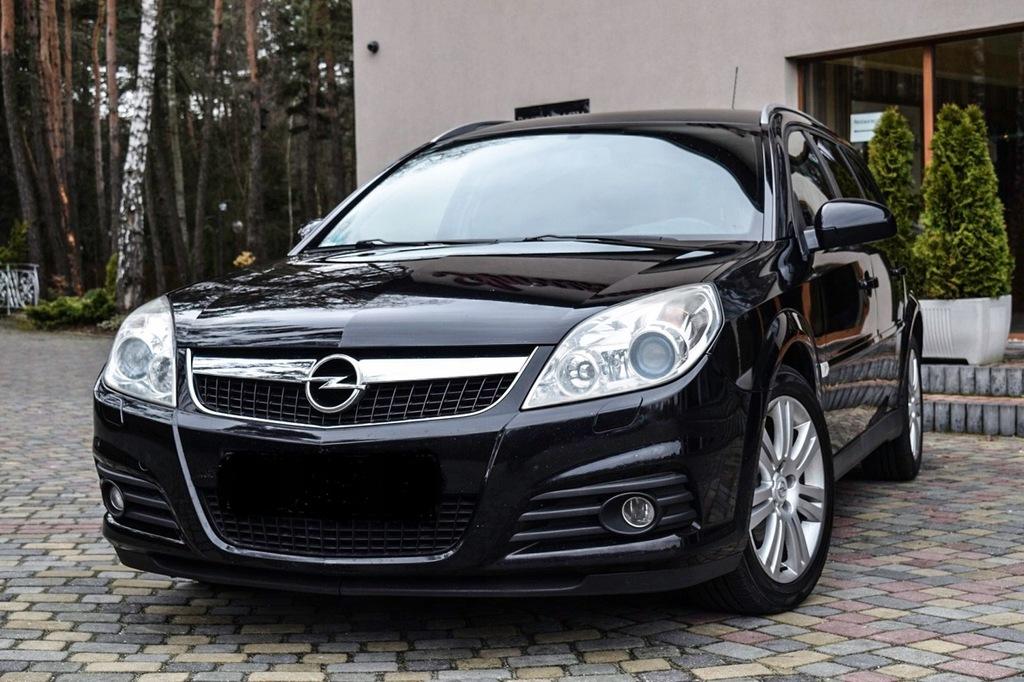 Opel Vectra C Kombi Z02 1 9 Cdti F35 150 Km 8492276254 Oficjalne Archiwum Allegro