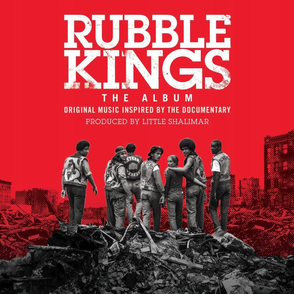 RUBBLE KINGS: THE ALBUM SOUNDTRACK (CD)