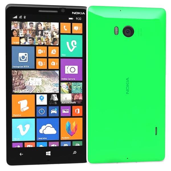 Telefon Nokia Lumia 930 Zielony 7477379400 Oficjalne Archiwum Allegro
