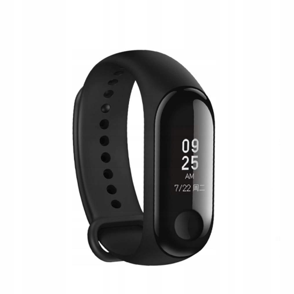 Zegarek Xiaomi Mi Band 3 (czarny)