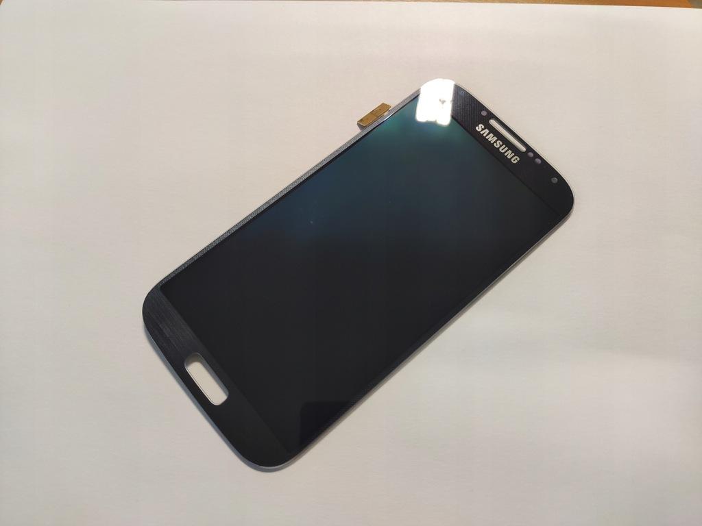 Wyświetlacz Samsung s4 I9505 black mist oryginał