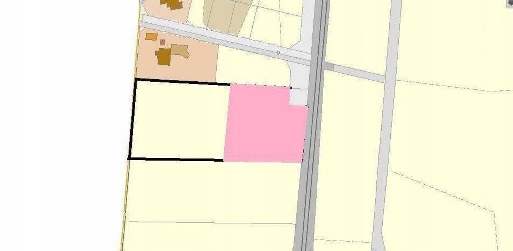 Działka, Iwiny, Siechnice (gm.), 4736 m²