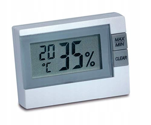 TFA Dostmann Cyfrowy termo-higrometr 30.5005