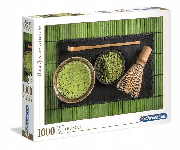Puzzle 1000 HQ Matcha Tea