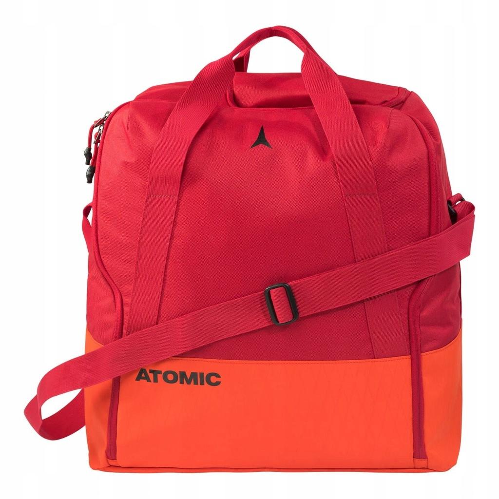 Torba narciarska ATOMIC na buty i kask BAG Red