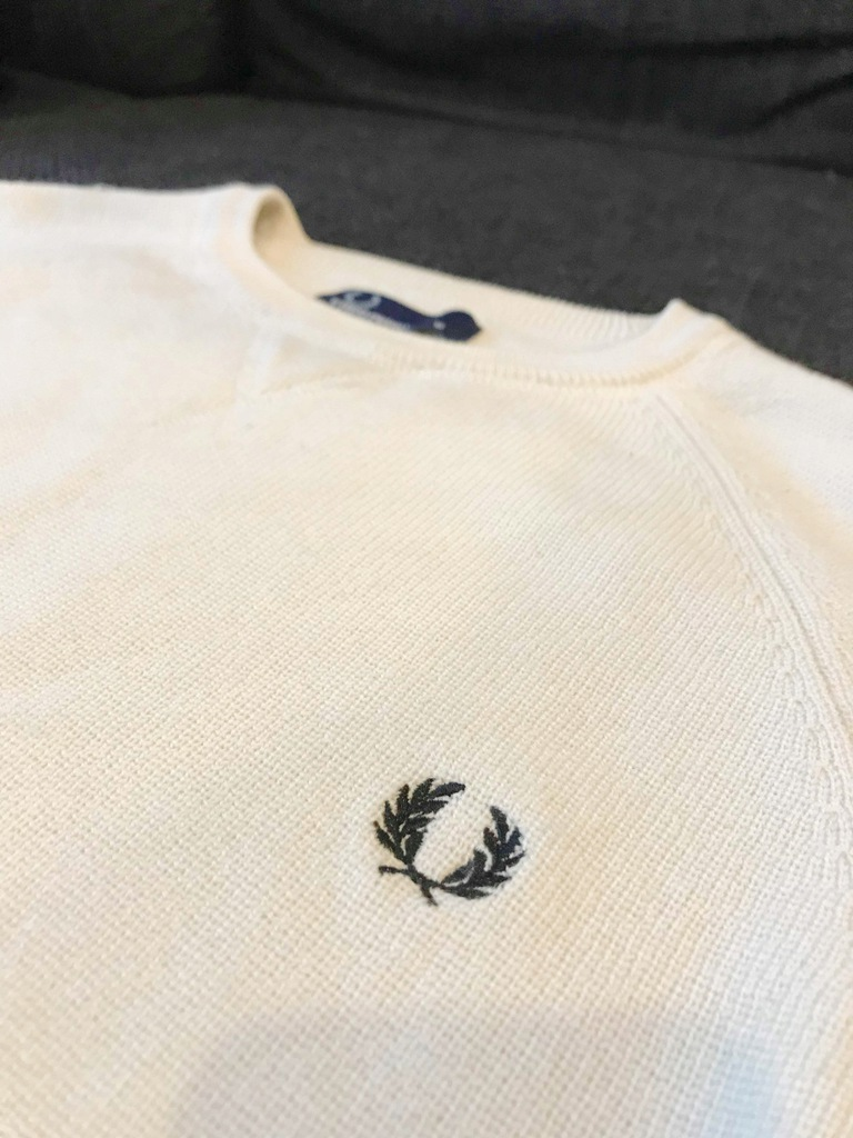 Fred Perry sweter rozm M