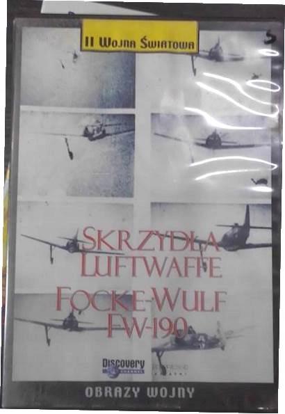 Skrzydła Luftwaffe Focke-wulf FW-190