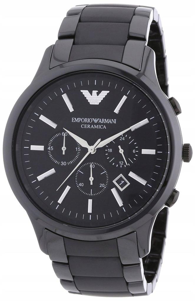 Armani AR1451 Zegarek ORYG. NOWE! Certyfikat 24h