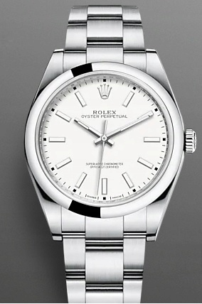 Rolex Oyster Perpetual 39 NOWY