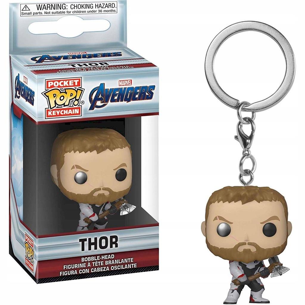 Avengers Endgame Funko POP brelok Thor 4cm