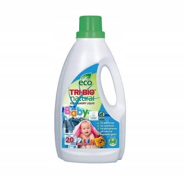 TRI-BIO Płyn do prania ubranek dziecięcych BABY