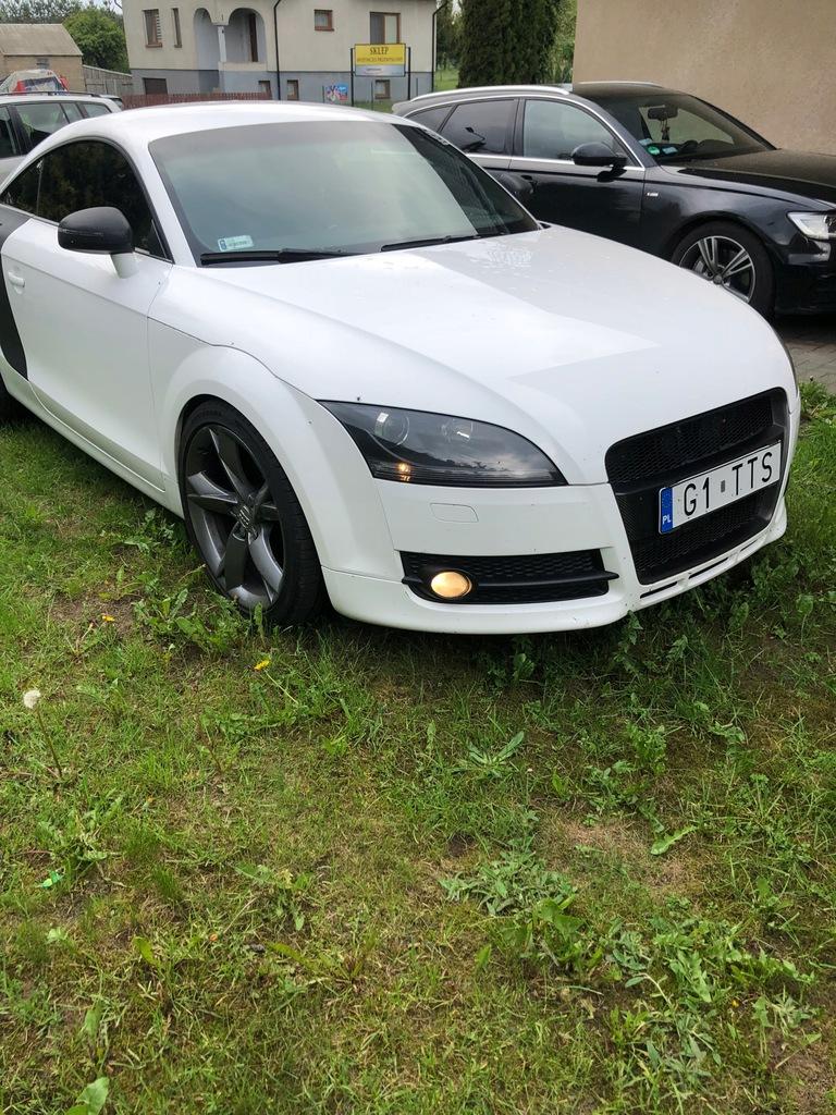 Piekne Audi Tt Tts 8155077225 Oficjalne Archiwum Allegro