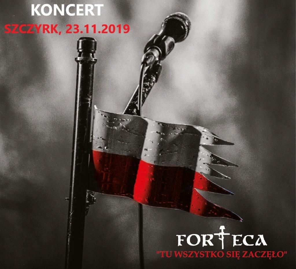 FORTECA - Przedsprzedaż KONCERT SZCZYRK 23.11.2019