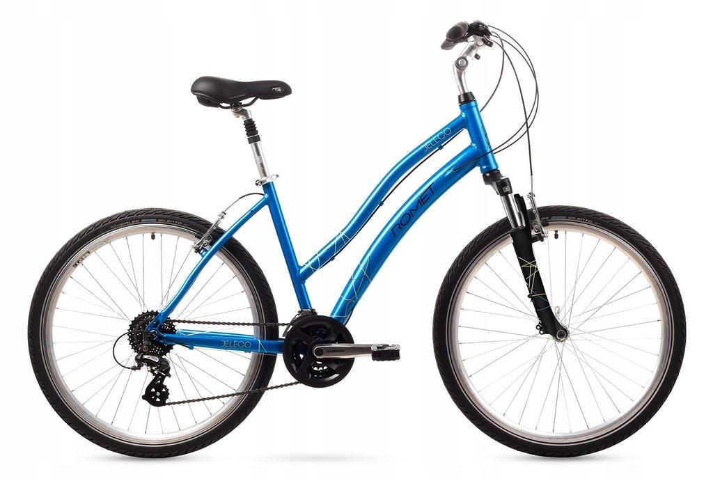 1626064 - 18 L Rower ROMET BELECO niebieski