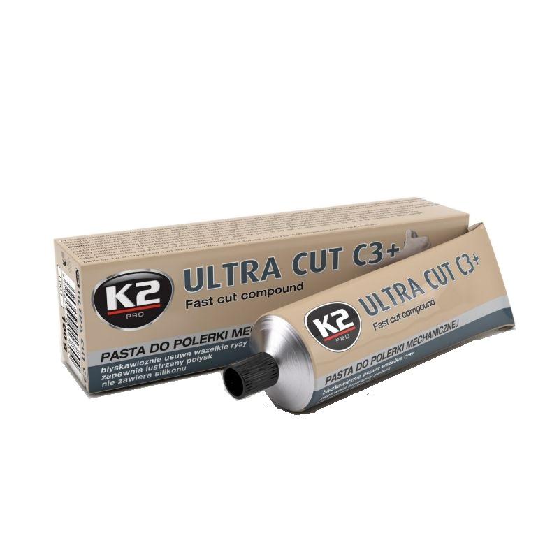 K2 ULTRA CUT PASTA C3+ DO USUWANIA RYS DO POLERKI