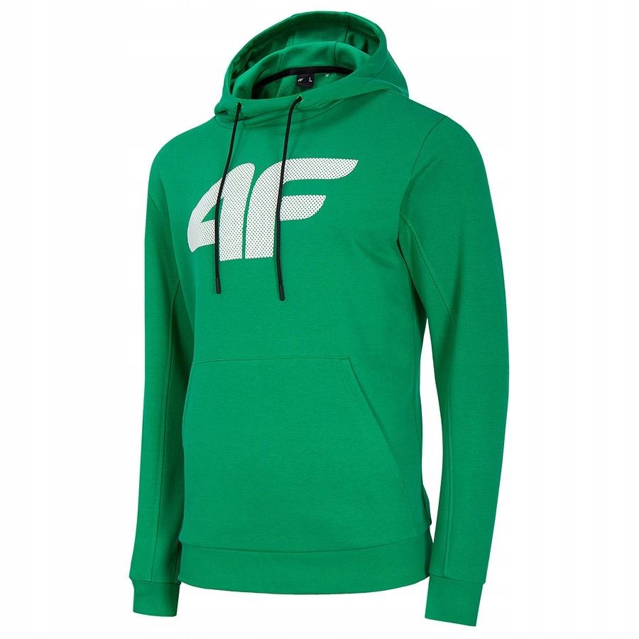 4F (L) Bluza Męskie