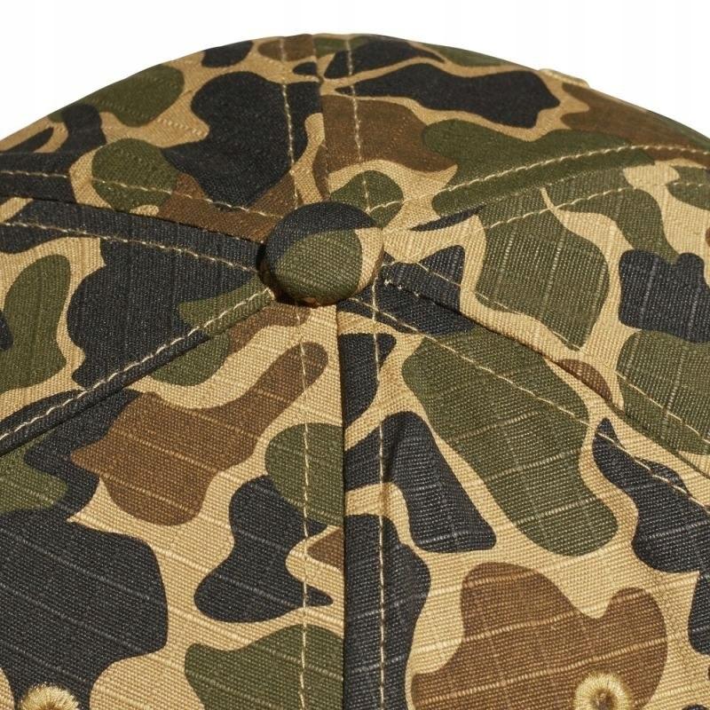Czapka z daszkiem adidas Originals Camo Snapback Cap W CE4872