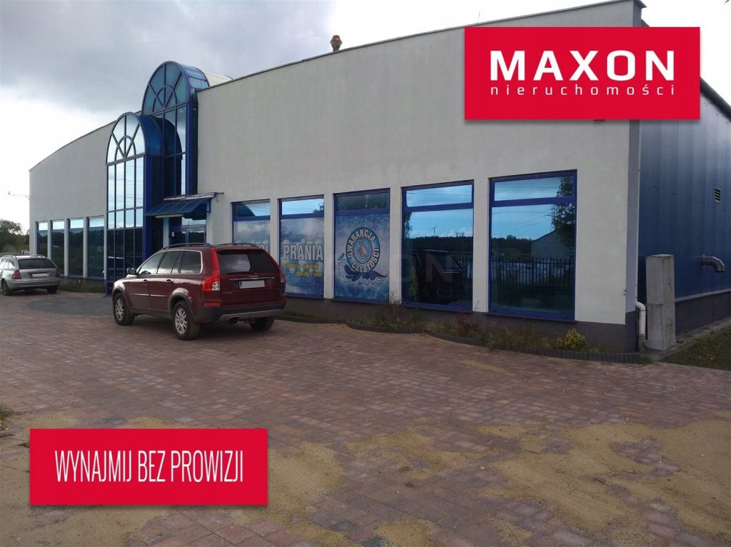Komercyjne, Ciechocinek, 1000 m²