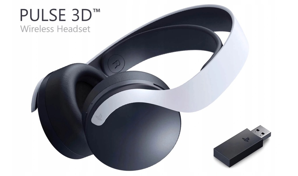 Słuchawki bezprzewodowe PS5 PlayStation 5 PULSE 3D