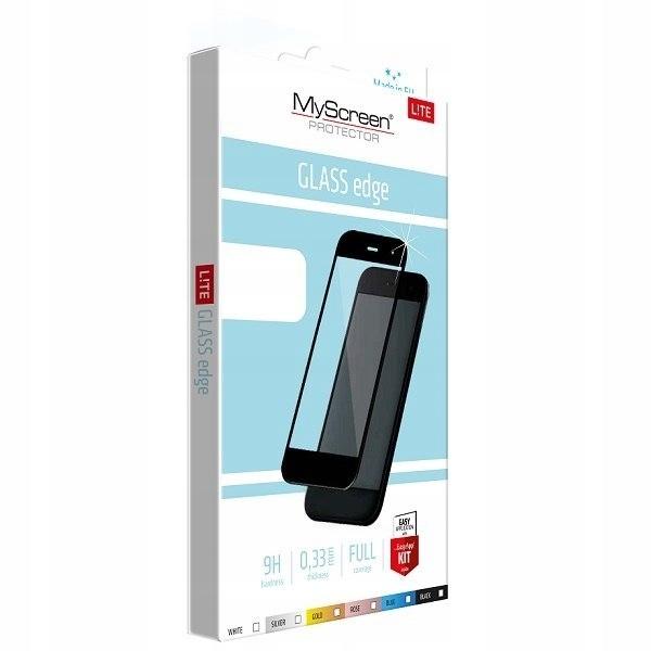 MS Lite Glass Edge Huawei P10 Lite czarny/black