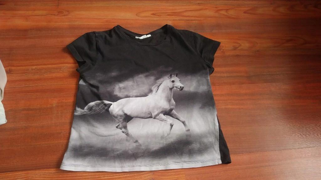 kappahl koszulka z koniem 134