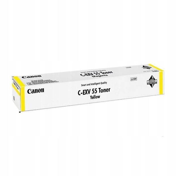 Canon oryginalny toner CEXV55, yellow, 18000s, 218