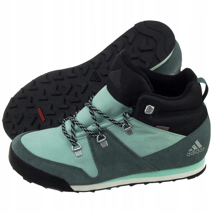 Buty Damskie adidas CW Snowpitch K AC7962 Zielone