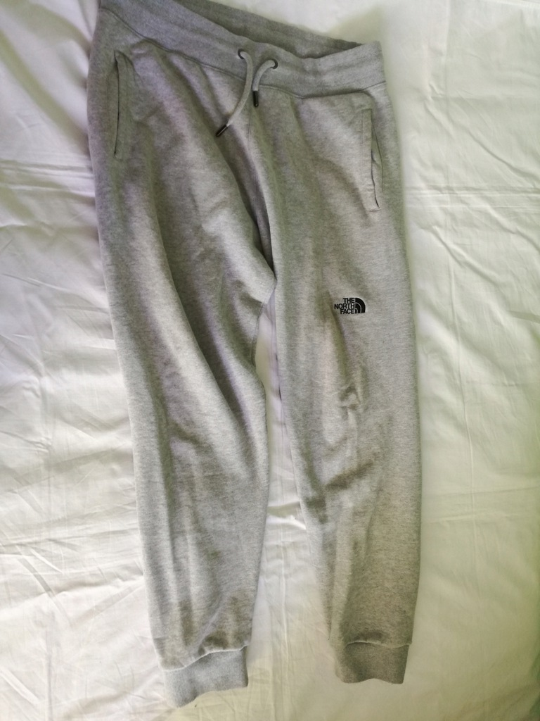 The North Face spodnie bawelna L bdb