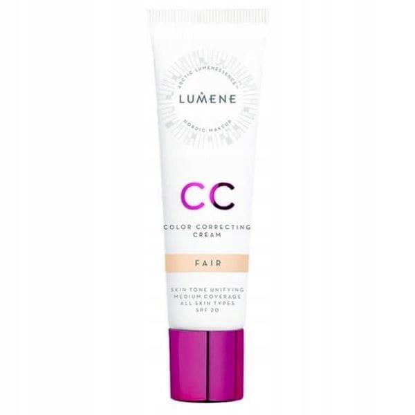 Lumene CC Color Correcting Cream SPF20 7w1 Fair