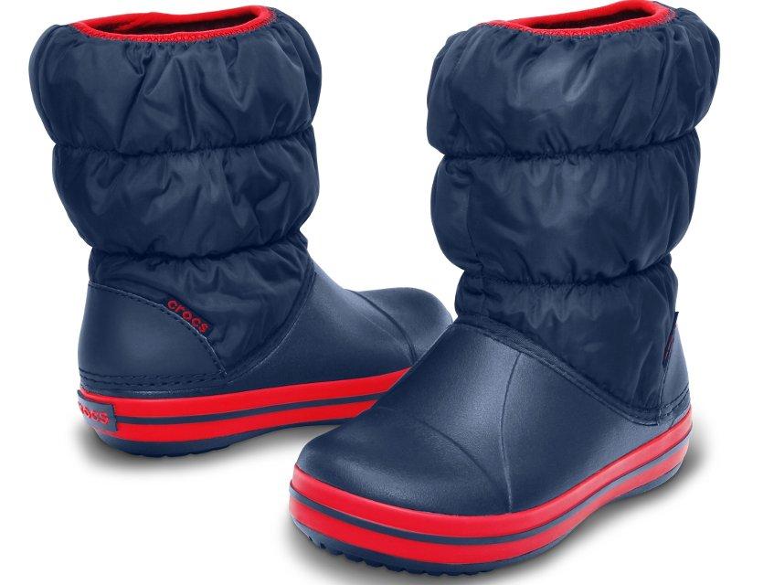 Crocs Winter Puff Boot Kids (14613485) 29-30
