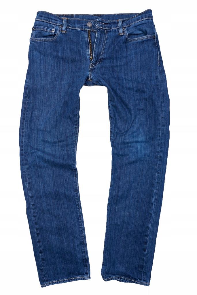 LEVIS 504 JEANS spodnie męskie 32/30 pas 82