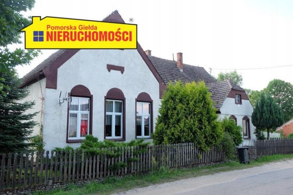 Dom, Krosino, Grzmiąca (gm.), 155 m²
