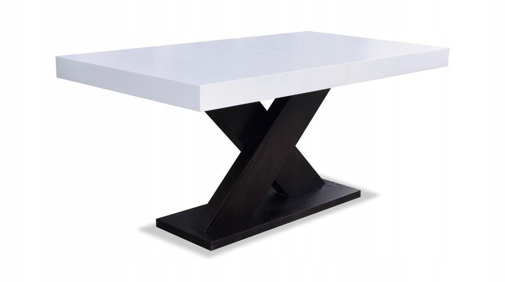 Rozkładany stół Herkules prostokątny 90x160-210