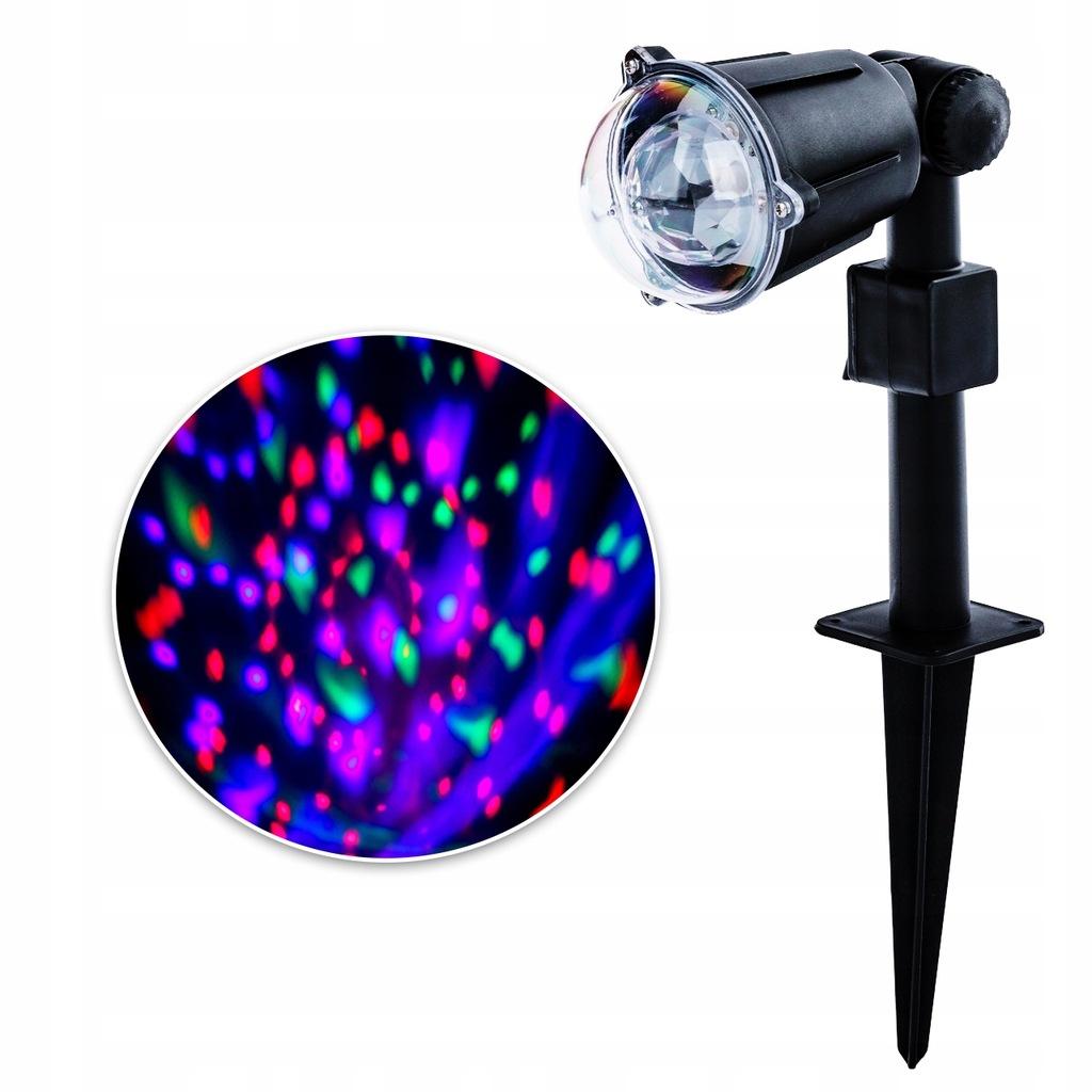 Projektor Laserowy Laser Swiateczny Zewnetrzny Rgb 10010966783 Oficjalne Archiwum Allegro
