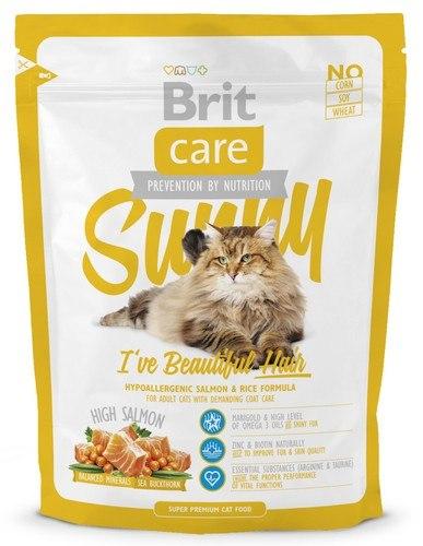 Brit Care Cat New Sunny I've Beautiful Hair Sa